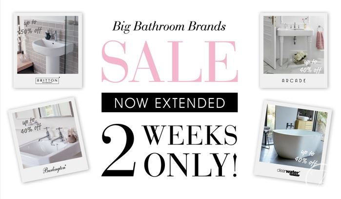 Bathroom Brands Sale Extended