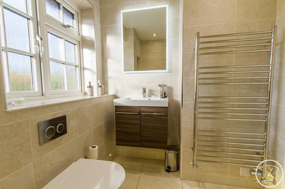 Bathroom - Great Barton 1