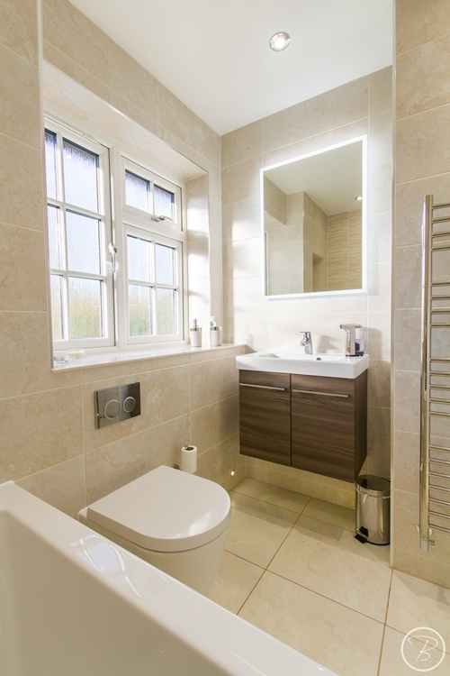 Bathroom - Great Barton 3