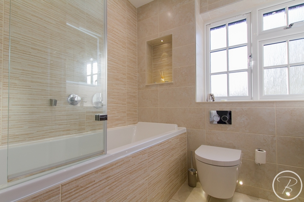 Bathroom - Great Barton 5