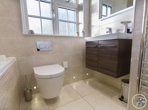 Bathroom in Great Barton