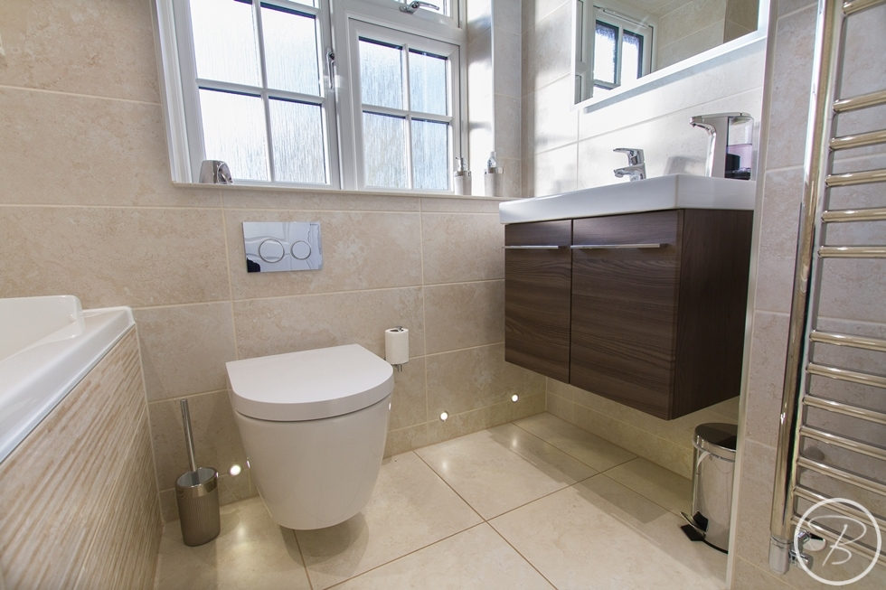 Bathroom - Great Barton 6