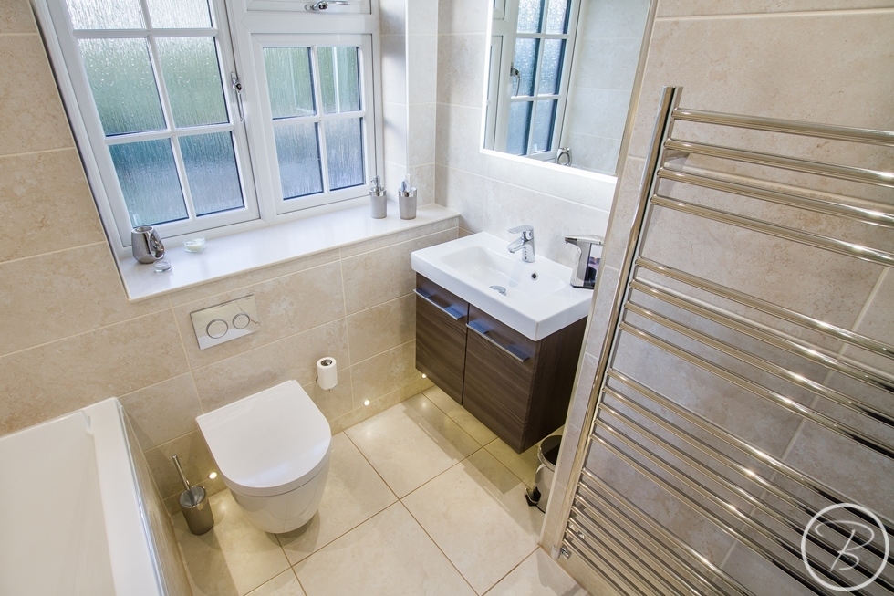 Bathroom - Great Barton 7