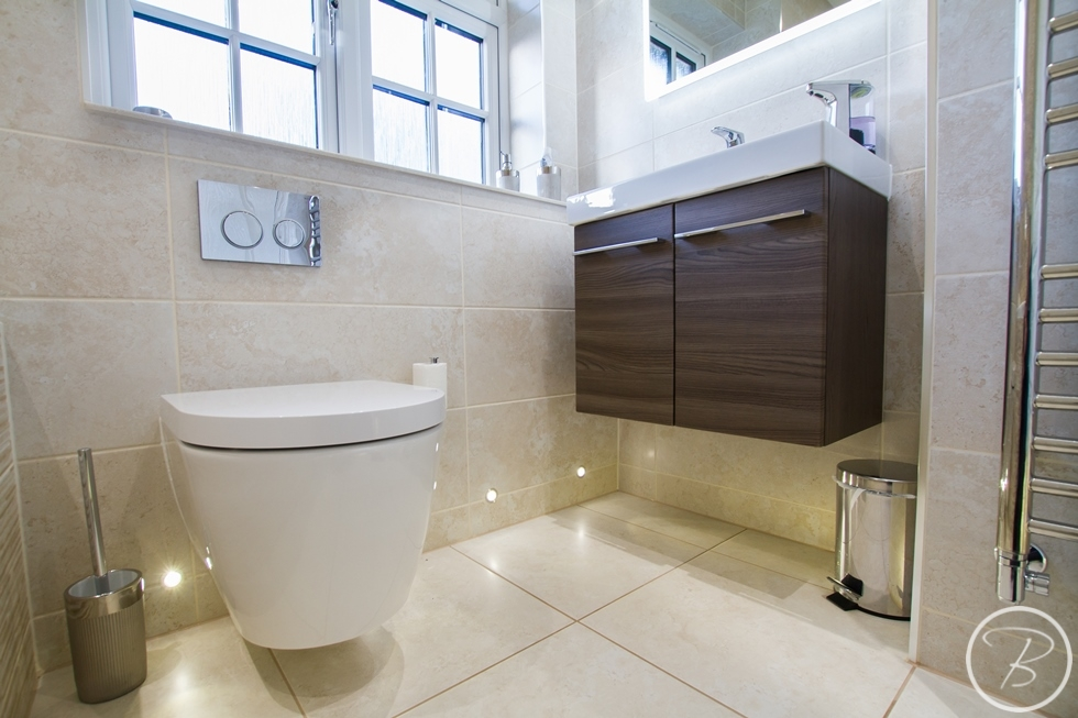 Bathroom - Great Barton 8