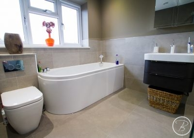 Bathroom & Ensuite in Sudbury