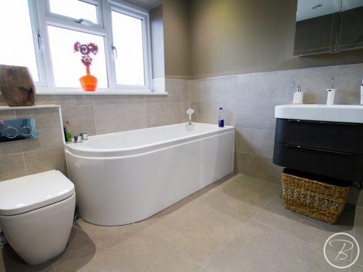 Bathroom & Ensuite in Sudbury