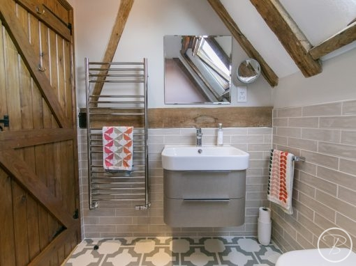 Bathroom in Walsham Le Willows