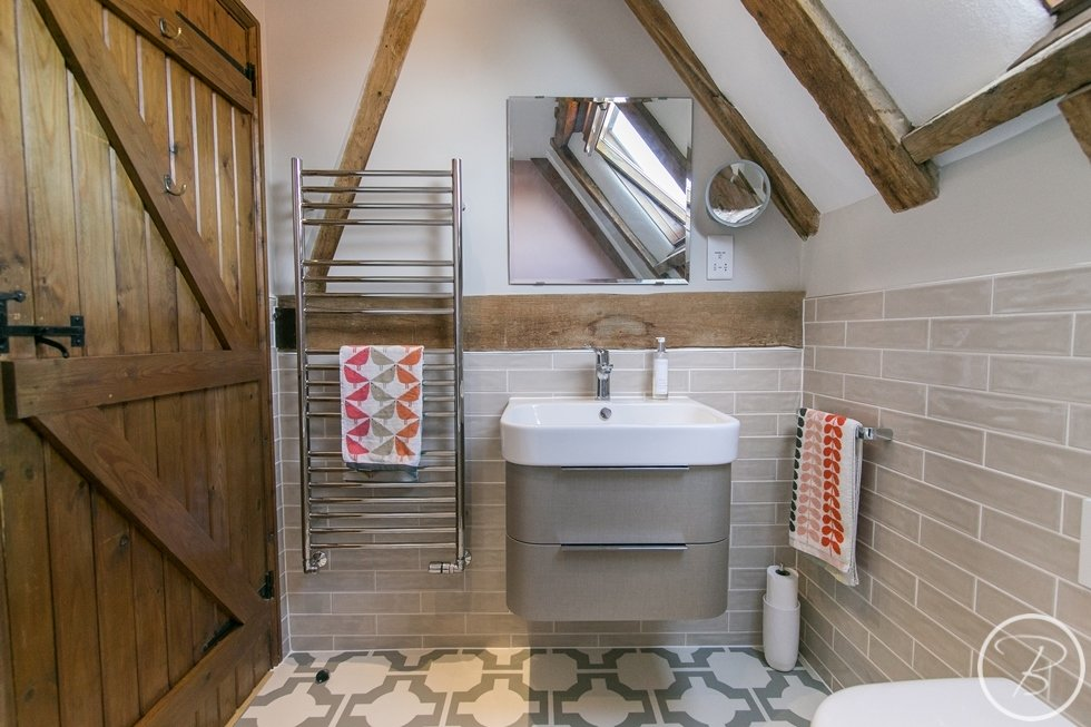 Bathroom in Walsham Le Willows