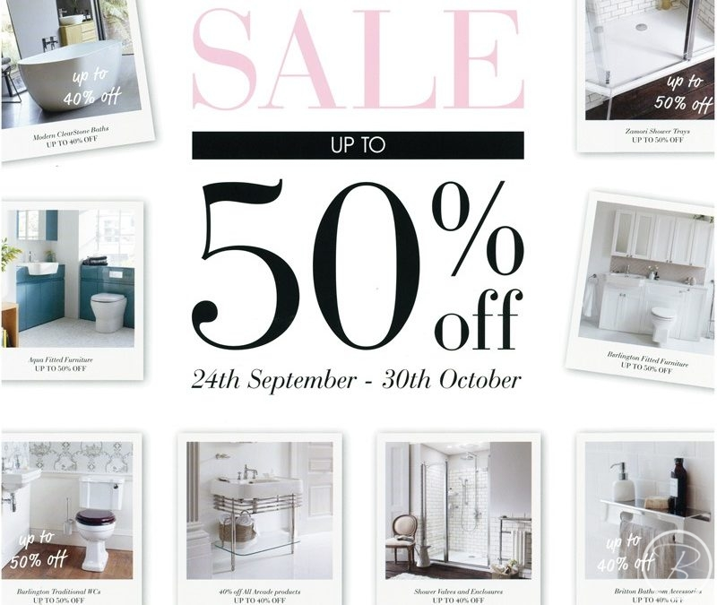 Bathroom Brands Sale 2016
