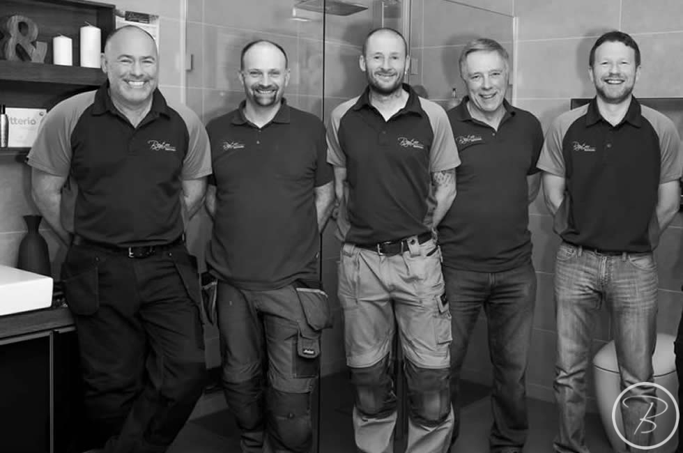 Baytree Bathrooms Installation Team