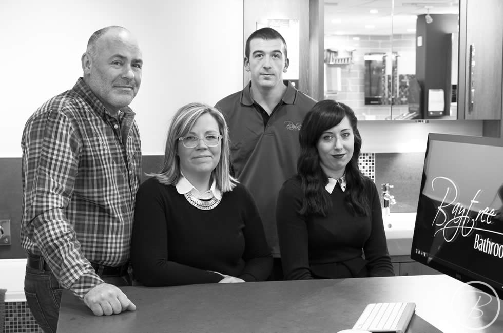 Baytree Bathrooms Showroom Team