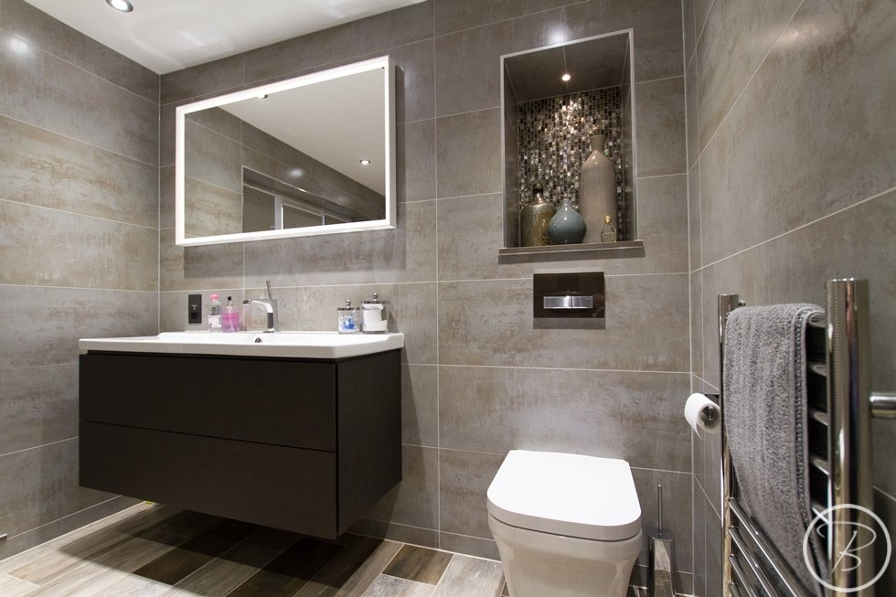 En Suite Bathrooms For Small: Ensuite In Bardwell