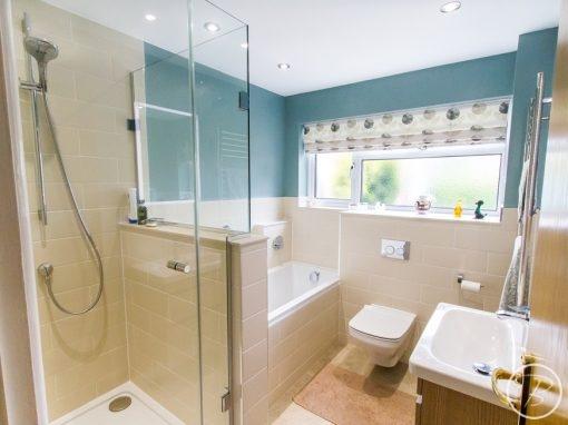 Bathroom in Great Barton