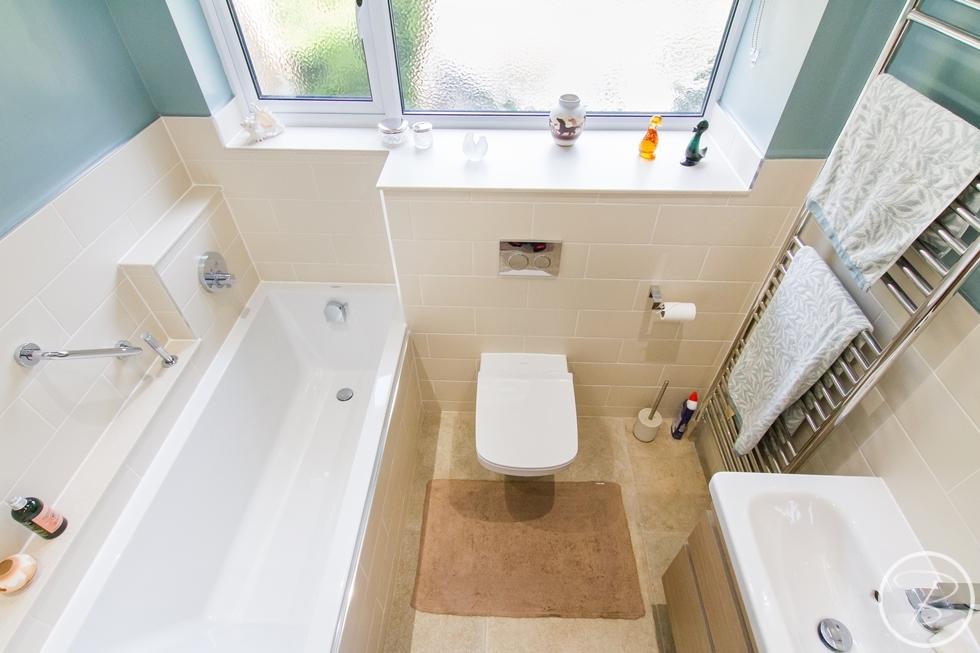 Great Barton - Bathroom 7