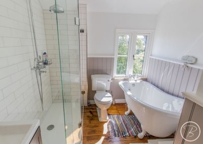 Bathroom in Holywell Row