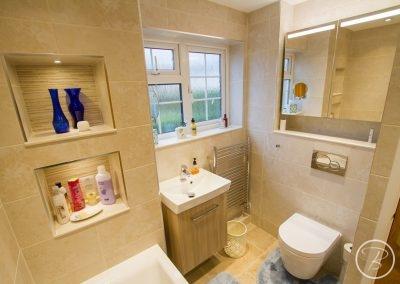 Bathroom in Horringer