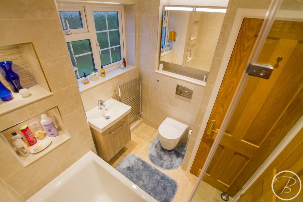 Horringer Bathroom 8