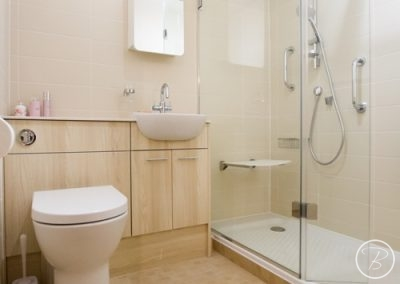 Three Bathrooms in Freckenham