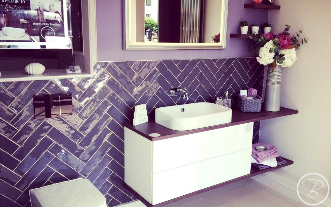 New Front Window Display at Baytree Bathrooms
