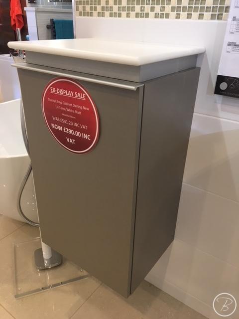 Baytree Bathrooms ex-display deals