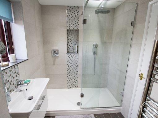 Bathroom in Ixworth