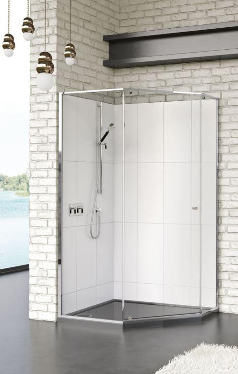 Shower Enclosures at Baytree Bathrooms Showroom, Bury St Edmunds, Suffolk