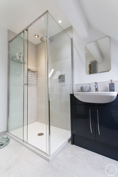 Ensuite in stoke ferry baytree bathrooms Bathroom design and installation stoke on trent