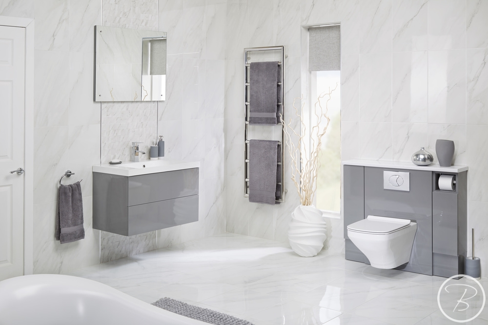Fitted Furniture – New Vanity Hall Finishes