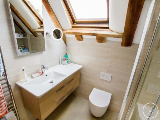 Ensuite in Walsham Le Willows