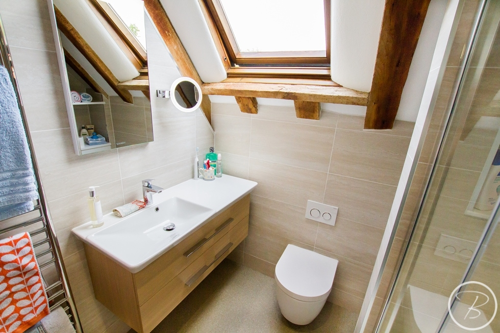 Walsham Le Willows - Ensuite 3