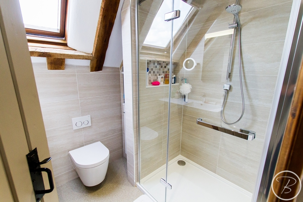 Walsham Le Willows - Ensuite 7