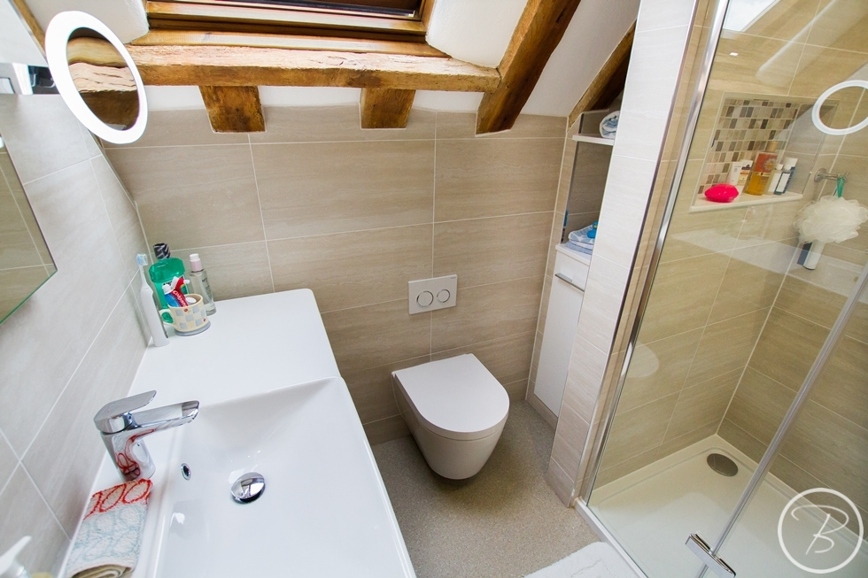 Walsham Le Willows - Ensuite 8