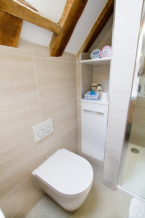 Walsham Le Willows - Ensuite