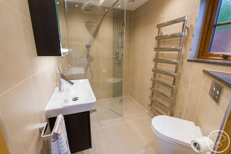 Wetroom Bradfield 1