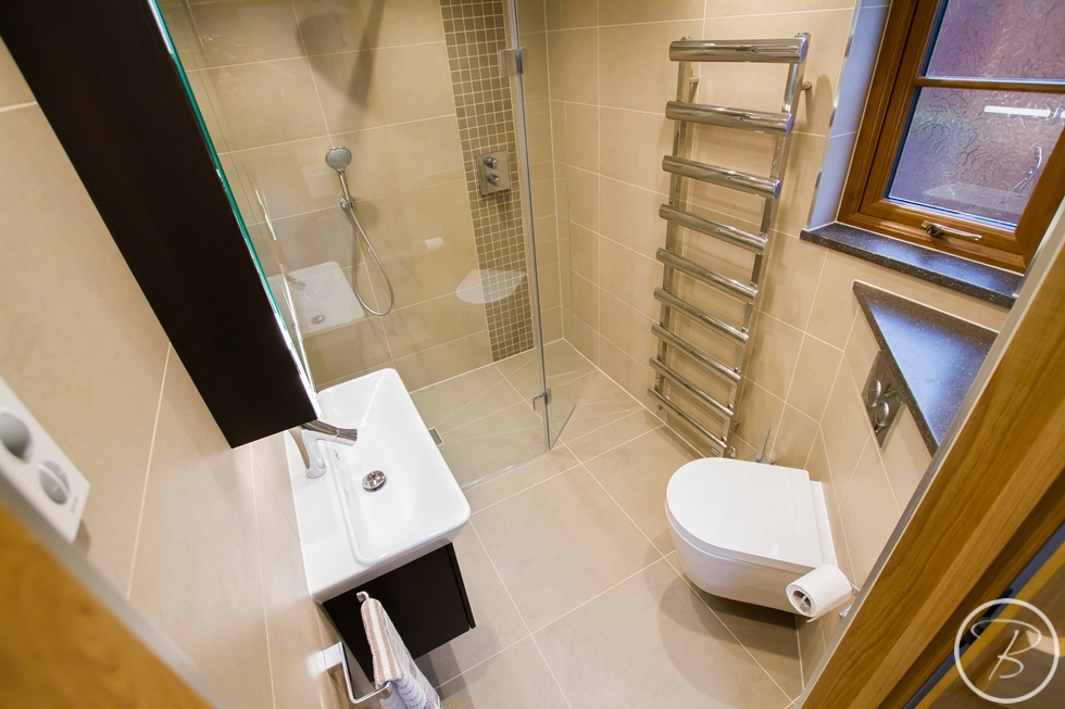 Wetroom Bradfield 5