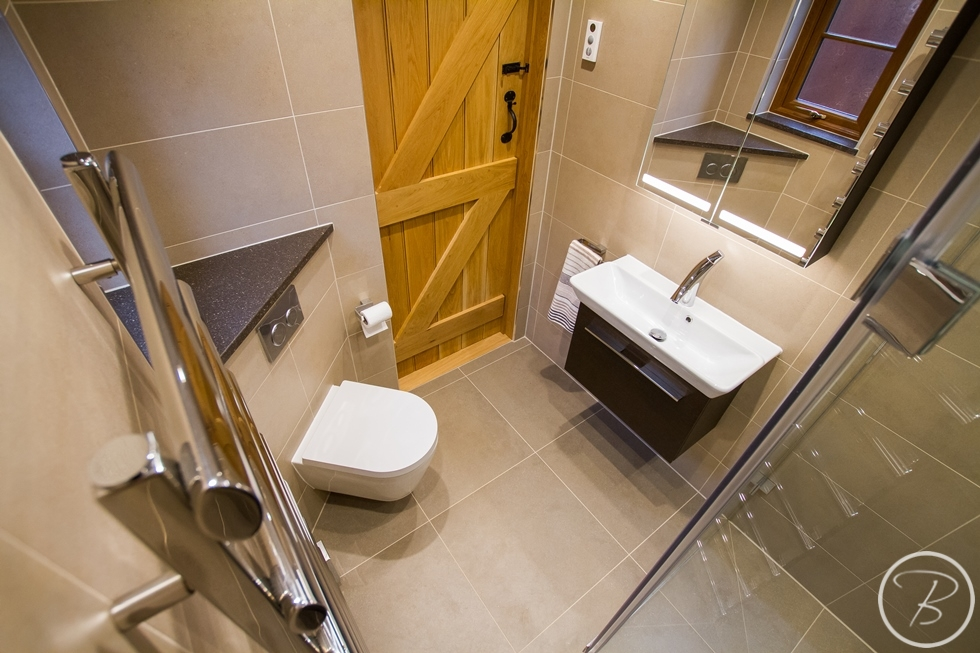Wetroom Bradfield 7