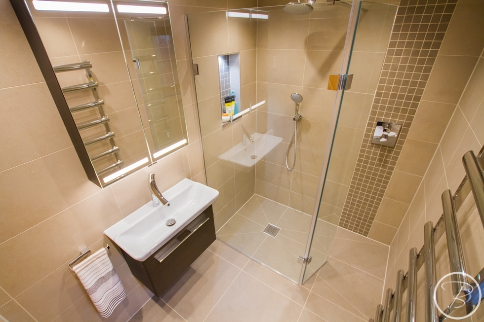 Wetroom Bradfield 8