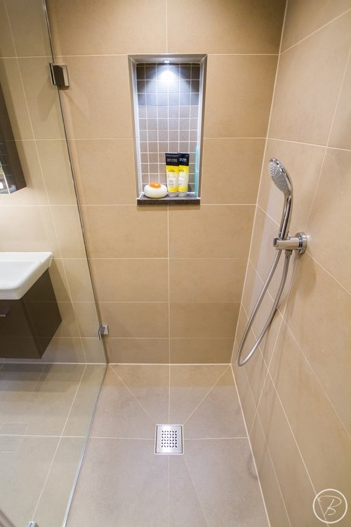 Wetroom in Bradfield