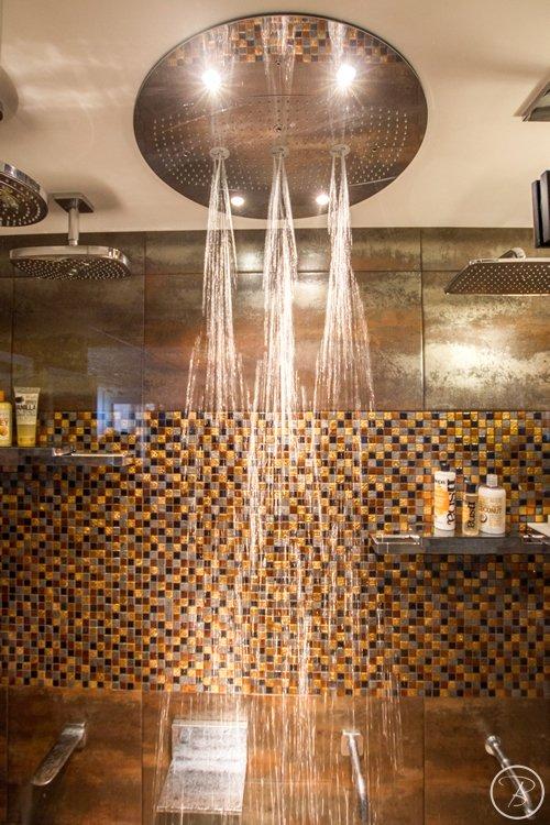 Bathroom lighting at Baytree Bathrooms