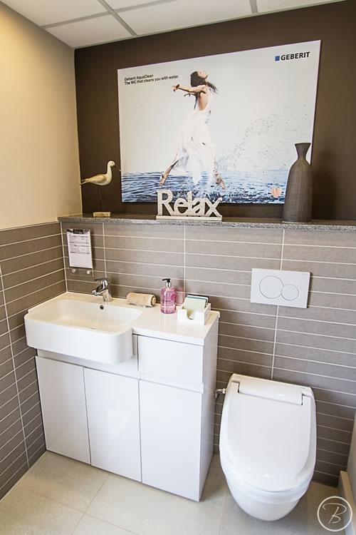 Sanitaryware at Baytree Bathrooms