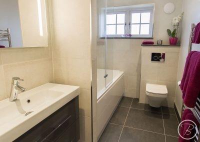 Bathroom in Chevington – January 2016