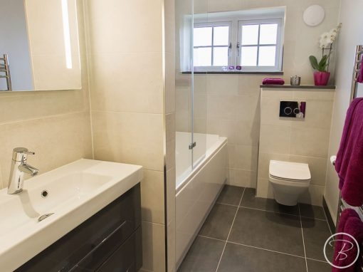 Bathroom in Chevington – January 2016