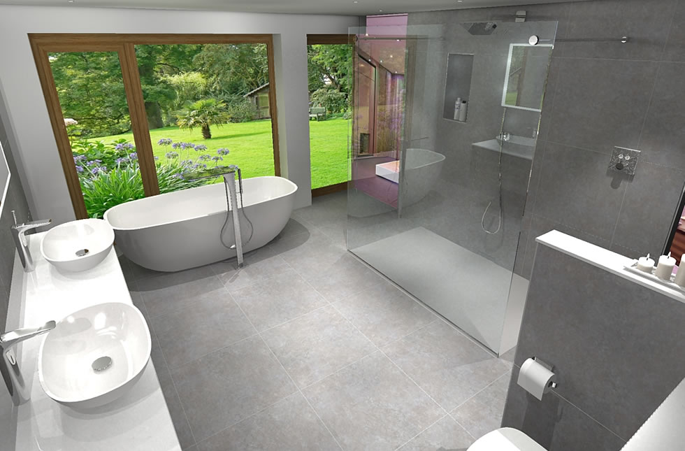 Baytree Bathrooms Design Perspective