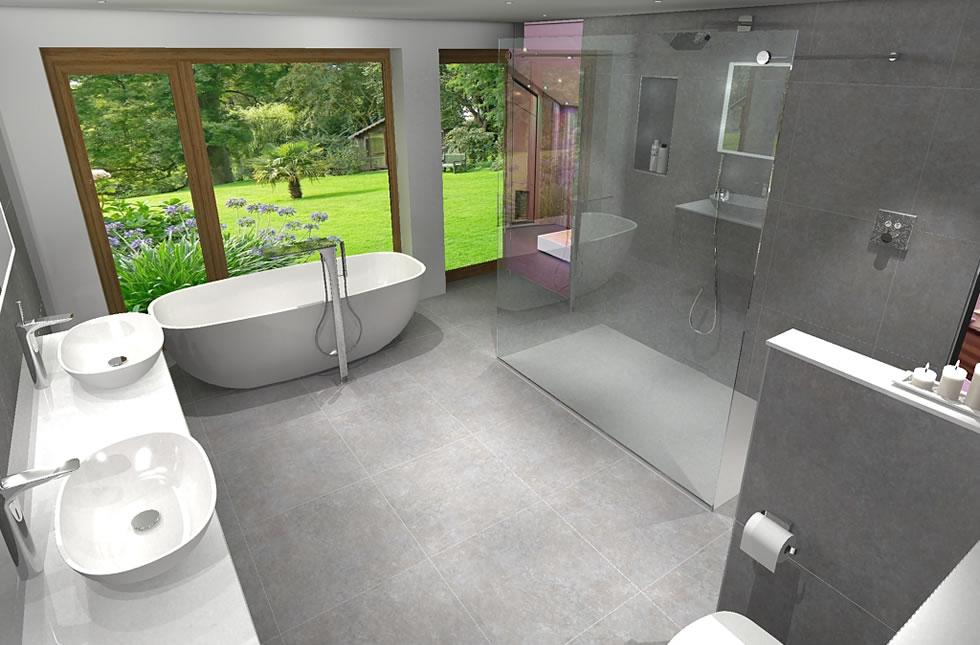 Baytree Bathrooms Design Perspective