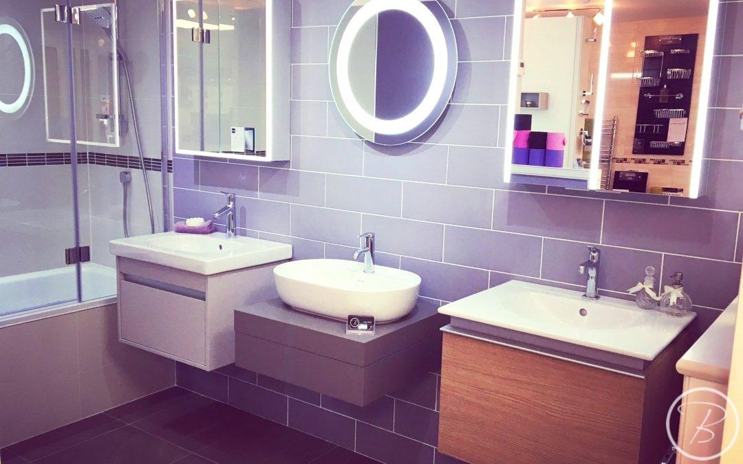 New Displays at Baytree Bathrooms