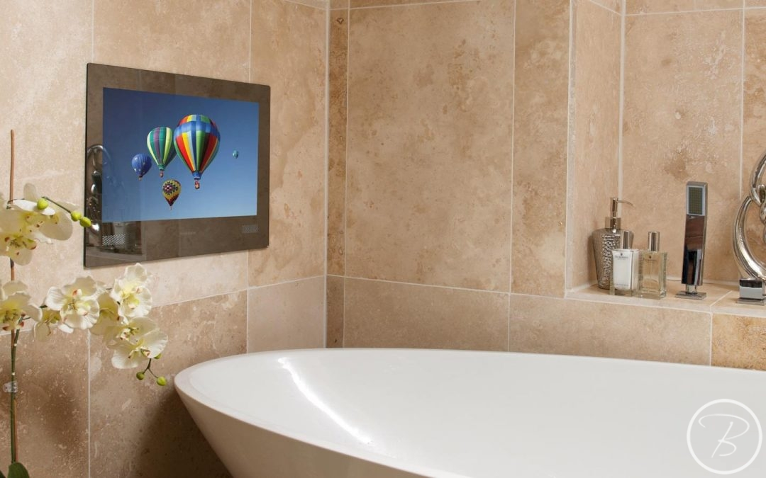 Bathroom Televisions From ProofVision